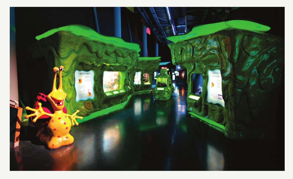 Slime Exhibition Overview