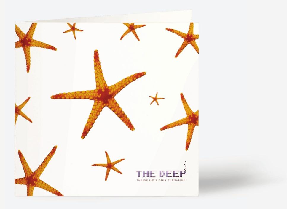 The Deep - Christmas Card