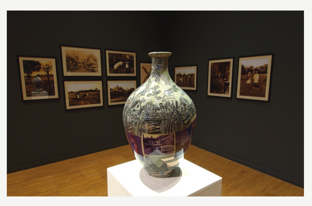 The Charms of Lincolnshire Exhibition